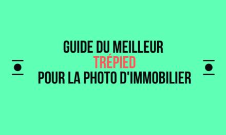 Un guide complet du meilleur trépied pour la photographie immobilière