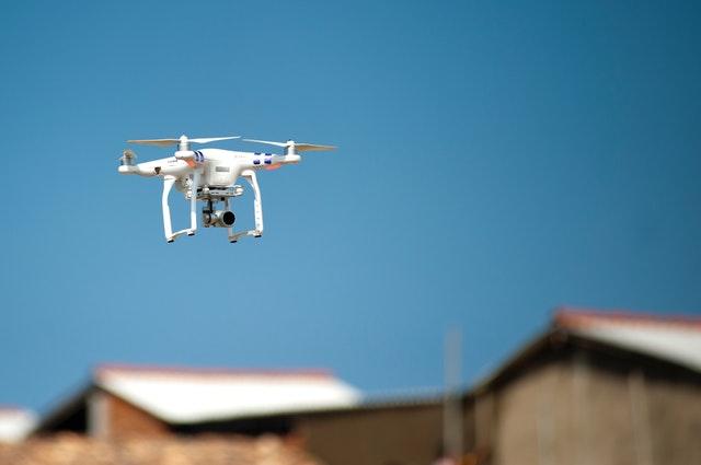meilleur dronne photo immo
