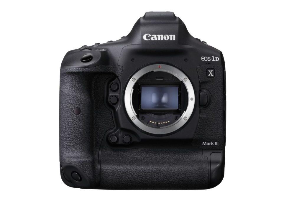 9. Canon 1D X Mark II : la crème de la crème