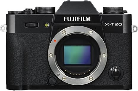 8. L'appareil le moins cher pour l'immobilier : Fujifilm X-T20